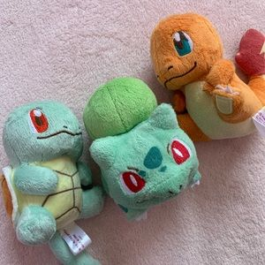Pokémon Plushie Bundle